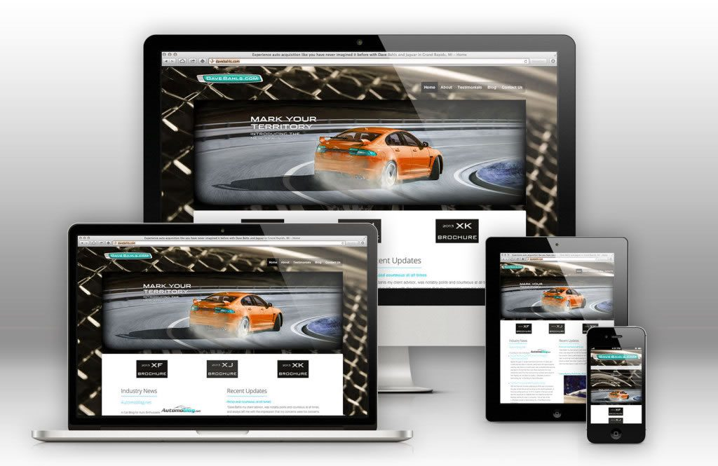 Responsive-website design Australia