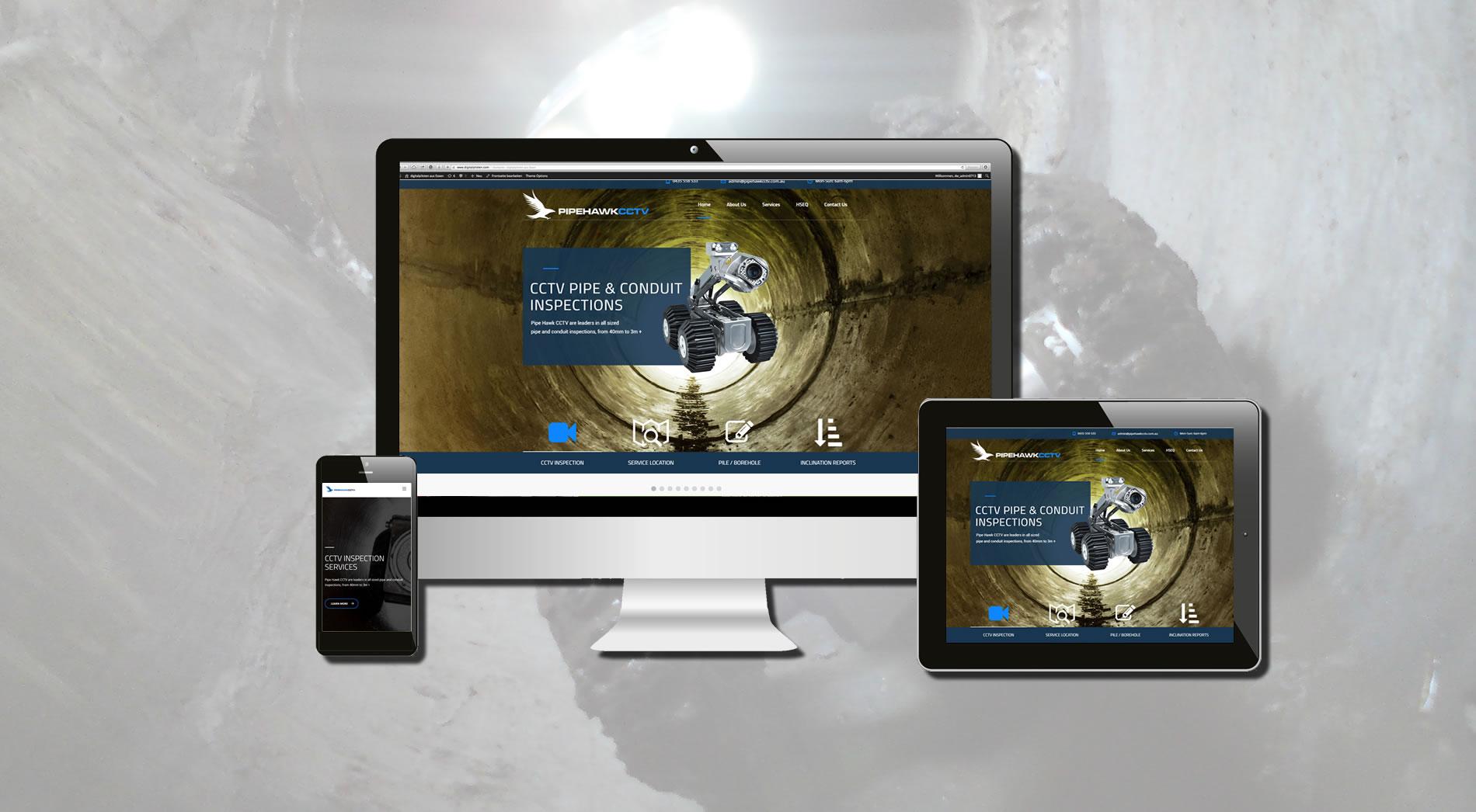 website page builder gold coast